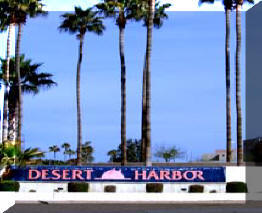 Our Desert Harbor Location